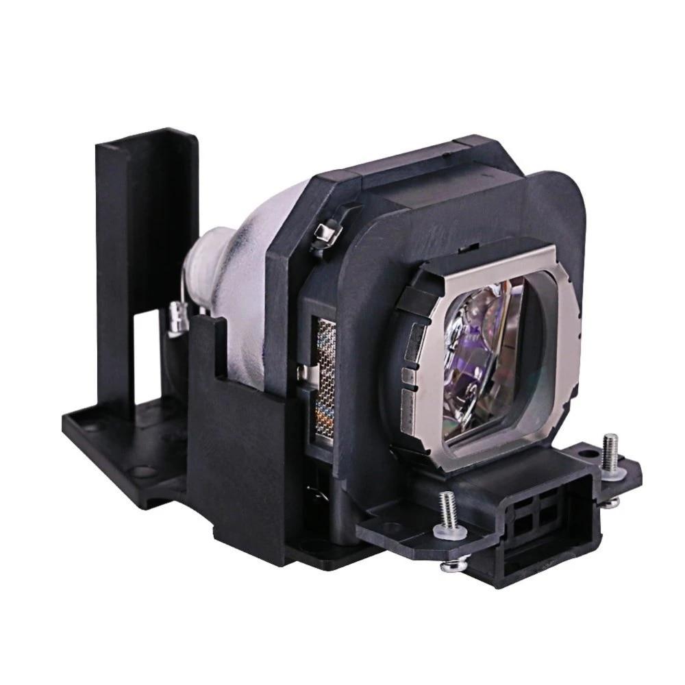 Supermait ET-LAX100 ETLAX100 Bulbo L/ámpara de repuesto para proyector con carcasa Compatible con PANASONIC PT-AX100 PT-AX100E PT-AX100U PT-AX200 PT-AX200E PT-AX200U TH-AX100 PTAX100 PTAX100E PTAX100U