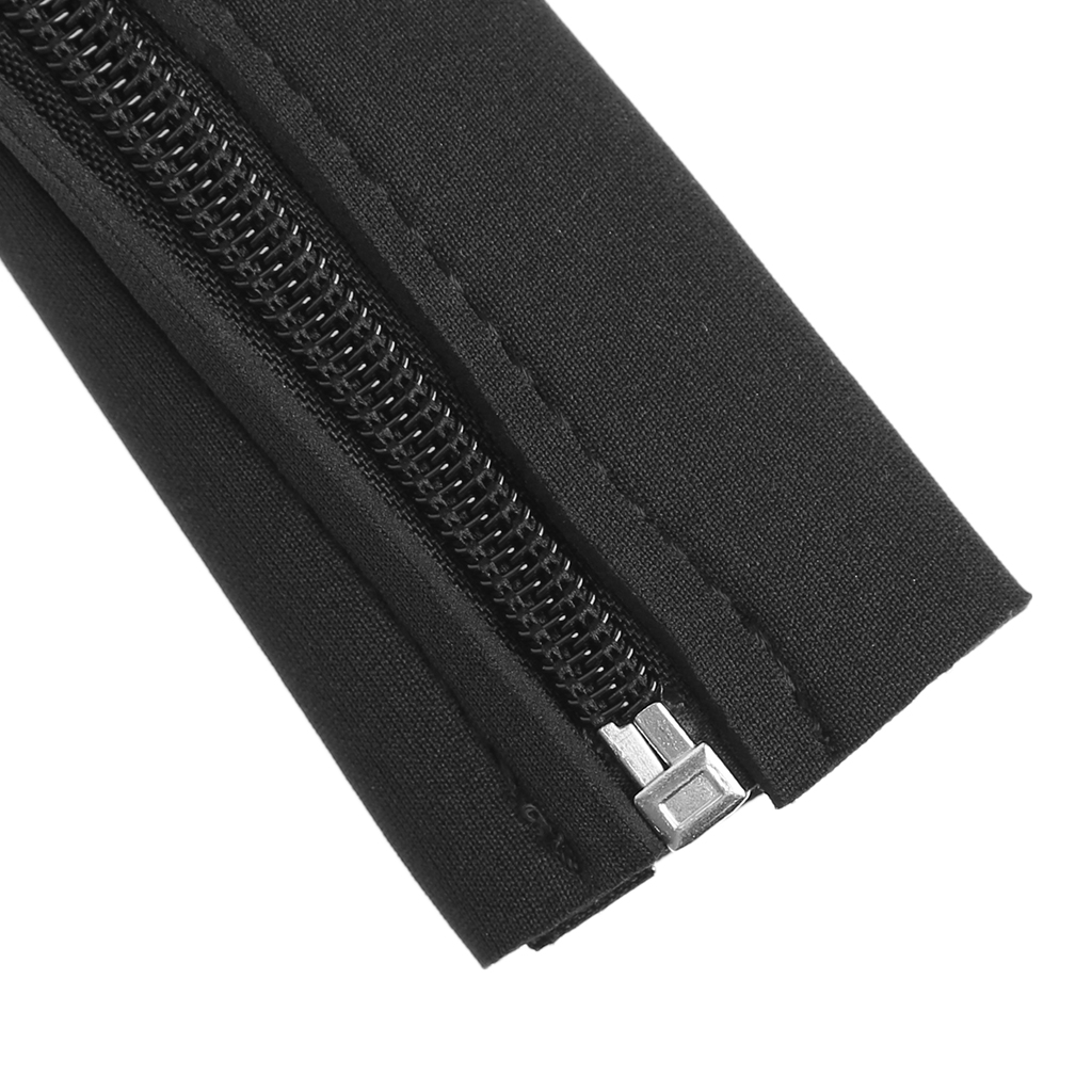 DIY Neoprene Cable Management Sleeve Zipper Wrap Wire Hider Cover ...