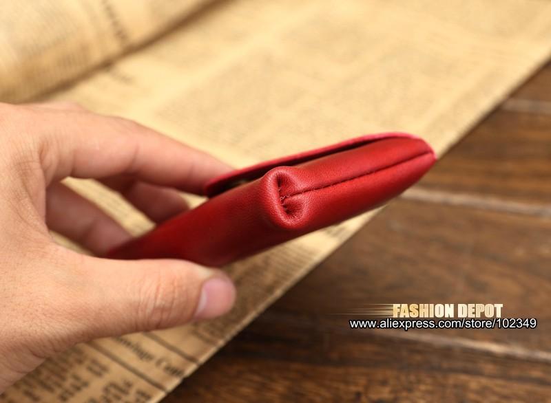 Vintage Genuine Leather Credit Card holder 19991# (10)