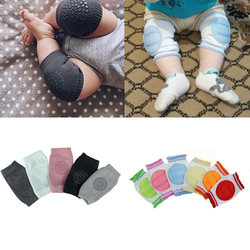 Lovyno 1 Pair baby knee pad kids safety crawling elbow cushion infant toddlers baby leg warmer kneecap support protector baby