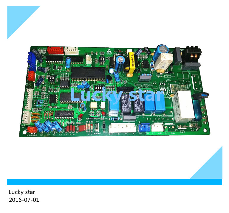 95% new used for Air conditioning computer board circuit board KRSD-3250-12 good working air conditioning parts computer board 30294206 dashboard z421503 used disassemble