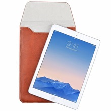 9.7'' Universal PU Leather Sleeve Case For iPad Air 2 Pro Samsung TAB A 9.7 Lenovo Tab3 850F Huawei M2 8.4 Tablet Cover Pouch цена в Москве и Питере