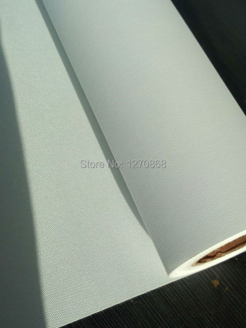 150gsm 54 30m polyester inkjet canvas 300d 300d polyester material