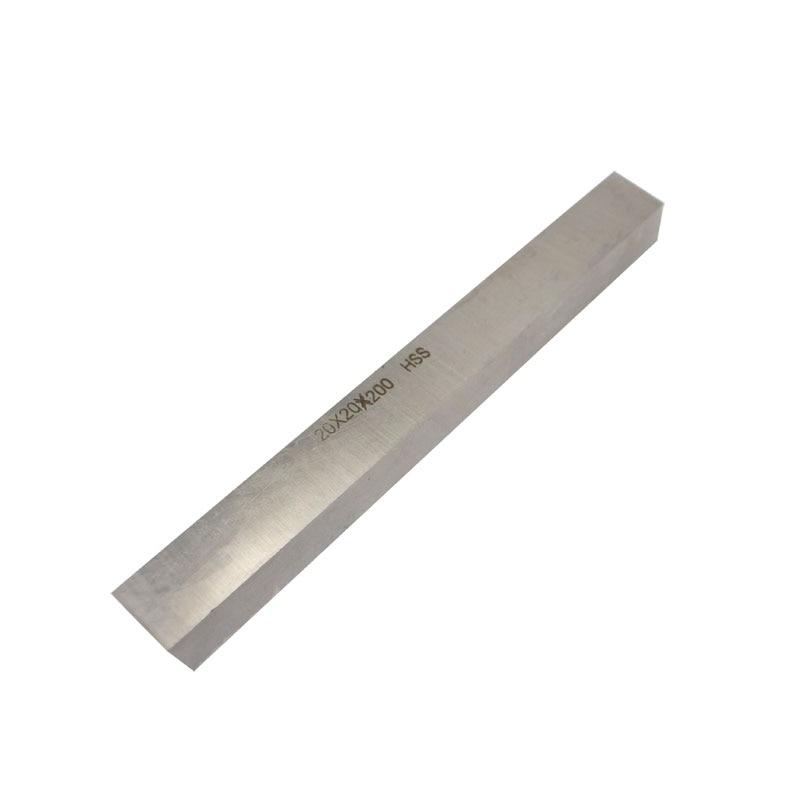 2 mm X 10 mm x 200 mm Haute Vitesse Acier Parting Turning Milling Lathe Tool Bit