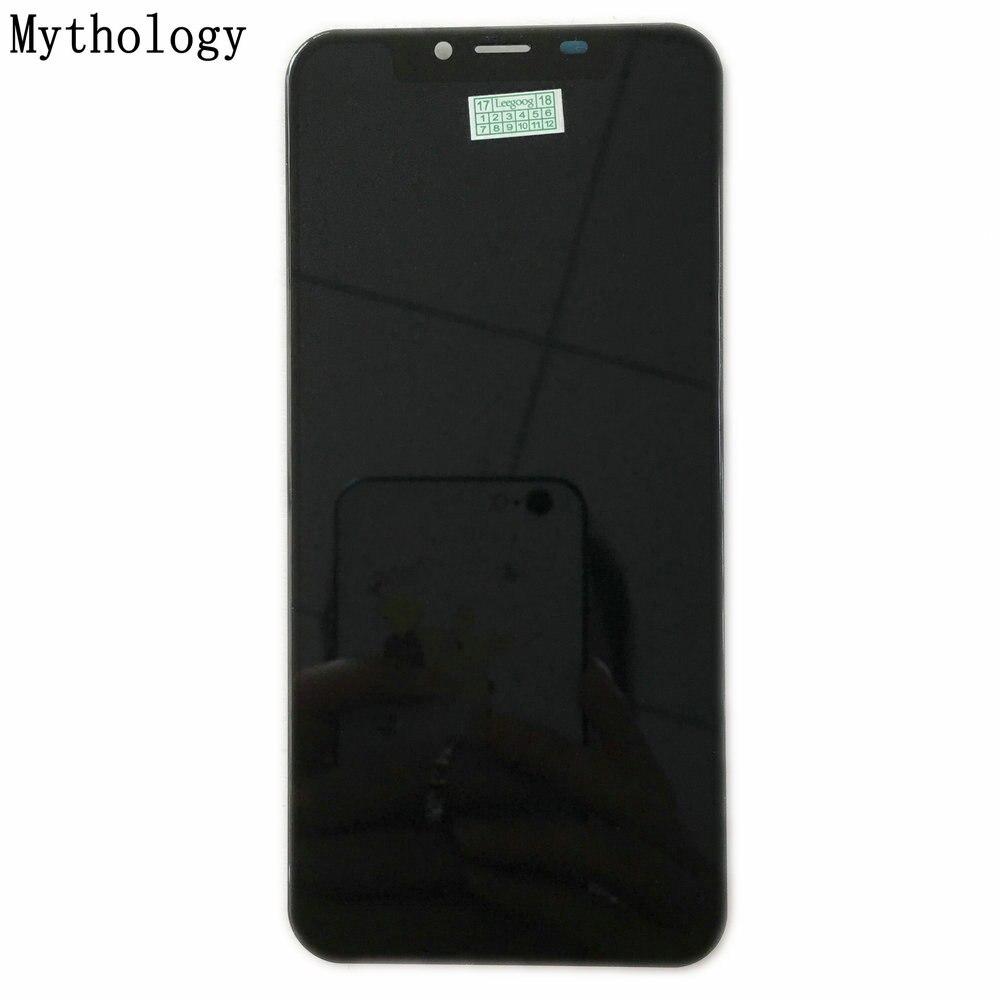 Мифологии для Ulefone X Сенсорный экран Дисплей MT6763 Octa Core 4 ГБ Оперативная память 64 ГБ Встроенная память мобильного телефона touch Панель ЖК-диспле...