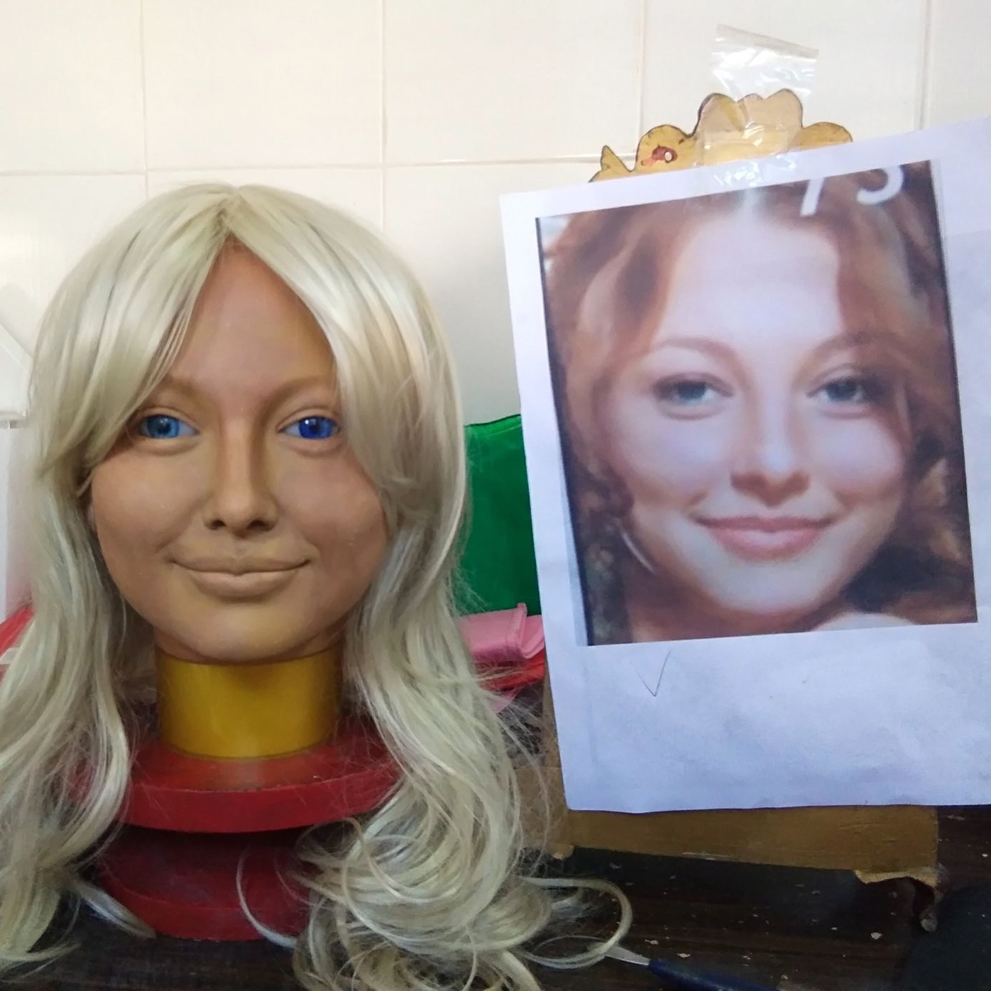 Ailijia realist sex doll head customized doll head for man with oral sexAilijia realist sex doll head customized doll head for man with oral sex