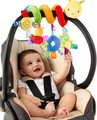 Moda Multicolor Algodão AppeaseStroller Pendurado Brinquedo Favorito Do Bebê Cama Multifuncional Pendurado 1 pcs