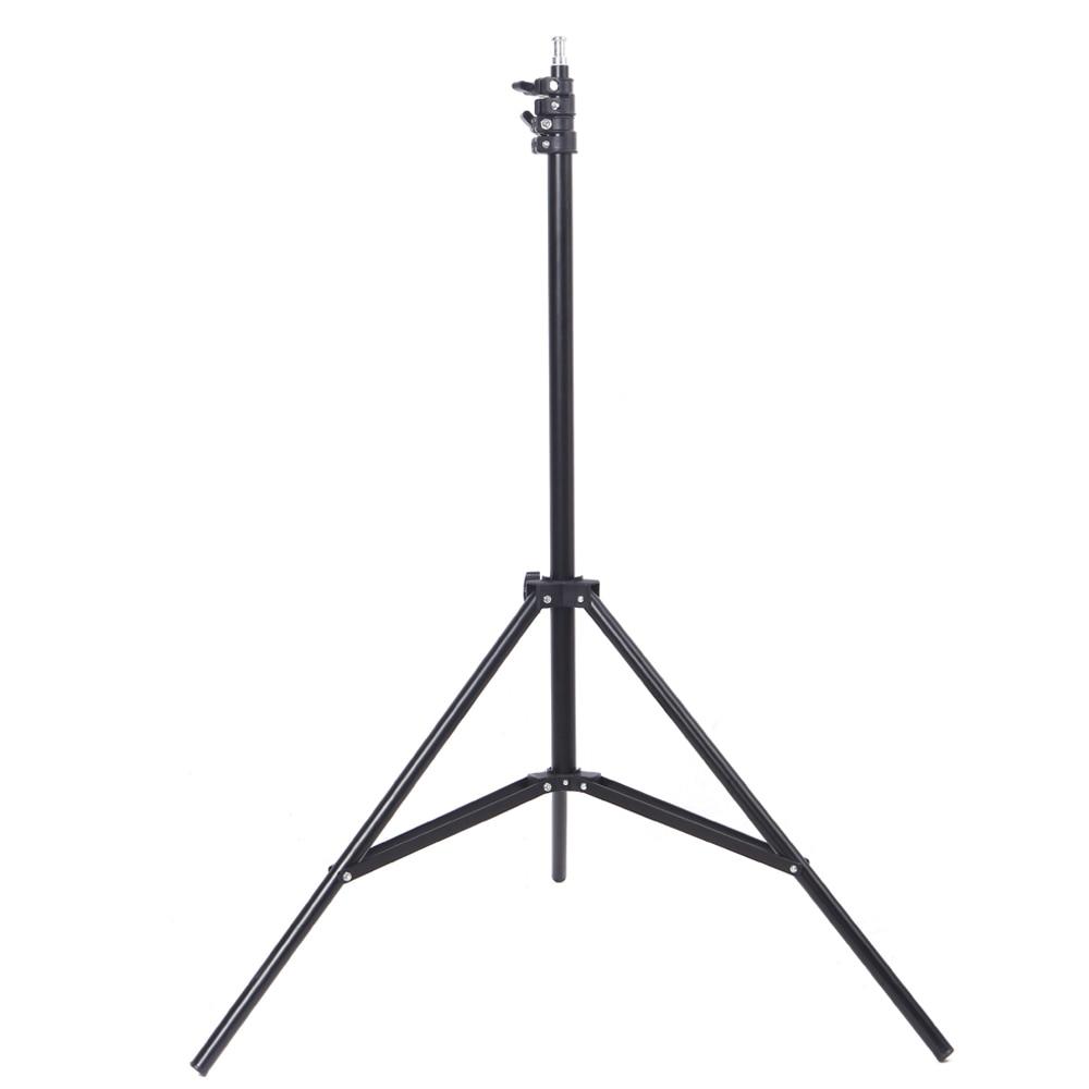 2m6.56ft Light Stand Tripod For Photo Studio Softbox Video Flash Umbrellas Reflector Lighting Photography Light Tripod Stand