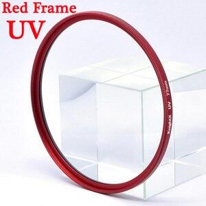 Image 2 - KnightX FLD UV CPL ND Star Filter polarizador Filtro de lente de cámara roja gnd para canon eos sony nikon 49 52 55 58 62 67 72 77 mm color