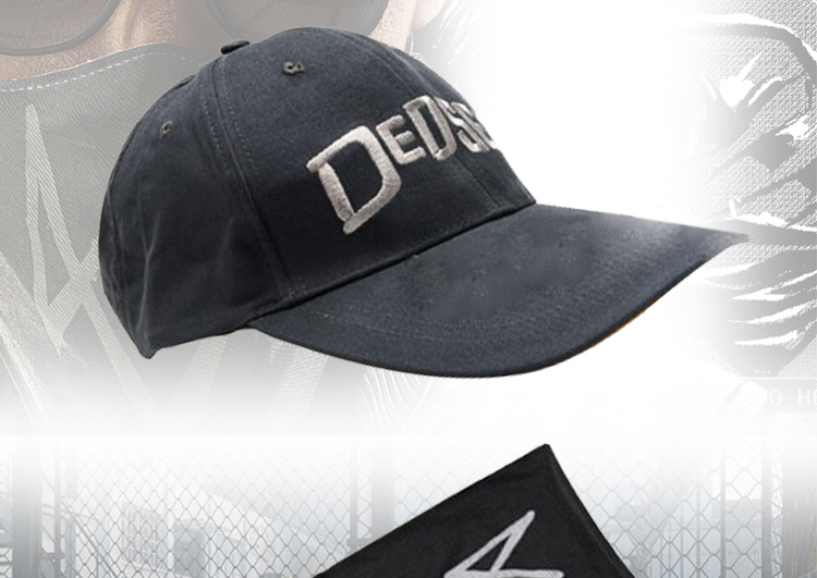 Game Watch Dogs 2 Marcus Holloway Cap hatt och mask Cosplay accessary