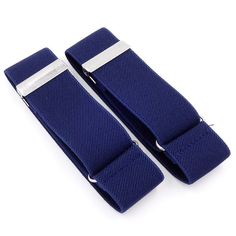 High-end Elegance Man Shirt Sleeve Holder Adjustable Armband Elasticated Wedding Groom Accessories Arm Warmers Armband For Women