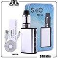 New arrival S40 mini Box Mod variable wattage e cigarettes mod 2.0ml 0.5ohm tank Hot 20w-40w Vape Electronic Cigarette vape mod