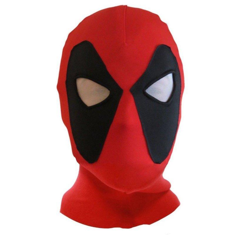 Deadpool Masks Superhero Balaclava Halloween Cosplay Costume X-men Hats Arrow Party Neck Hood Full Face Mask