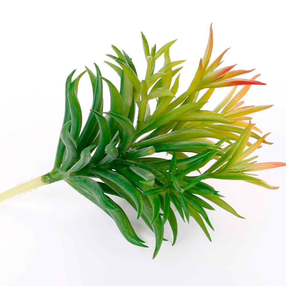 Dianthus artificial plantas verdes suculentas artificiales plantas de - Para fiestas y celebraciones - foto 2