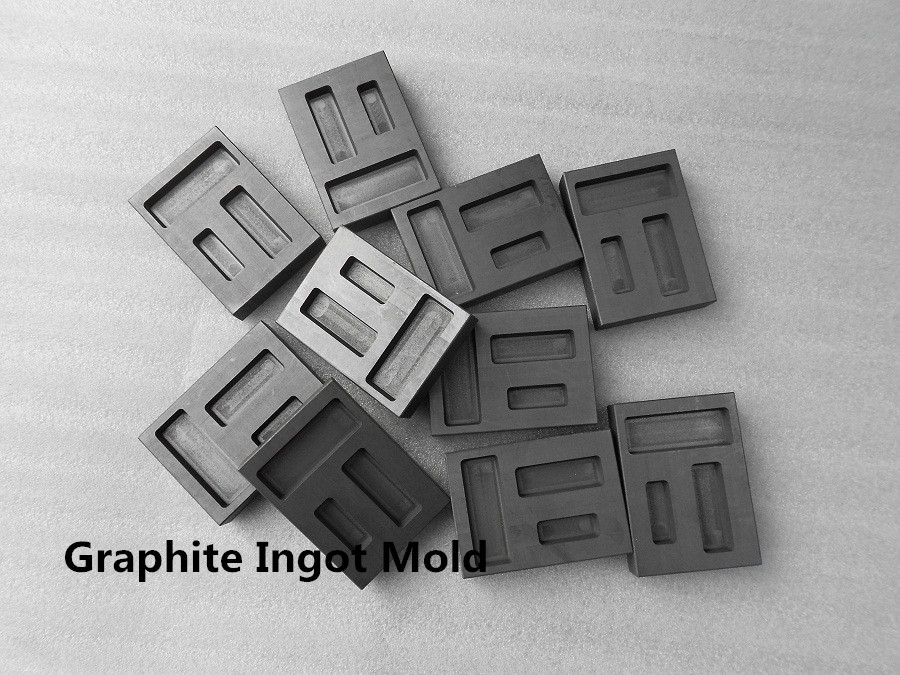 US $9 1 |Graphite Ingot Mold for 1 75oz silver bar ingot mold casting  ,graphite casting mold ,FREE SHIPPING-in Clamps from Home Improvement on