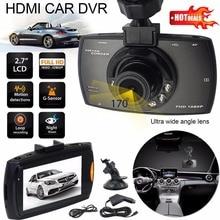 New 2017 Car DVR Camera G30 2.7″ Full HD 1080P 140 Degree Registrator Recorder Motion Detection Night Vision G-Sensor Dash Cam