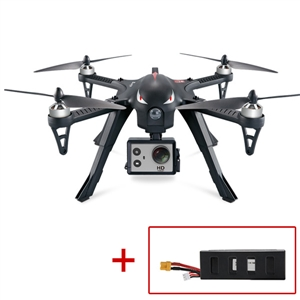 MJX Bugs 3 3D Roll Brushless RC Quadcopter RTF 2 4GHz for Gopro 3 Gopro 4