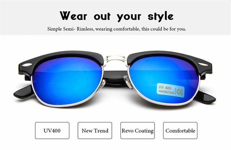 Brand Design Grade Sunglasses Women Men Mirror Sunglasses Vintage Points Sun Glasses For Women Female Male Ladies Sunglass 2016 (11)