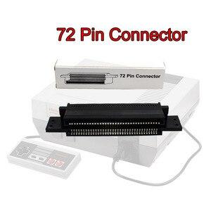 Image 1 - 72 Pin Connector Adapter Vervanging Deel Voor Nintendo Nes Game Cartridge Tool #2