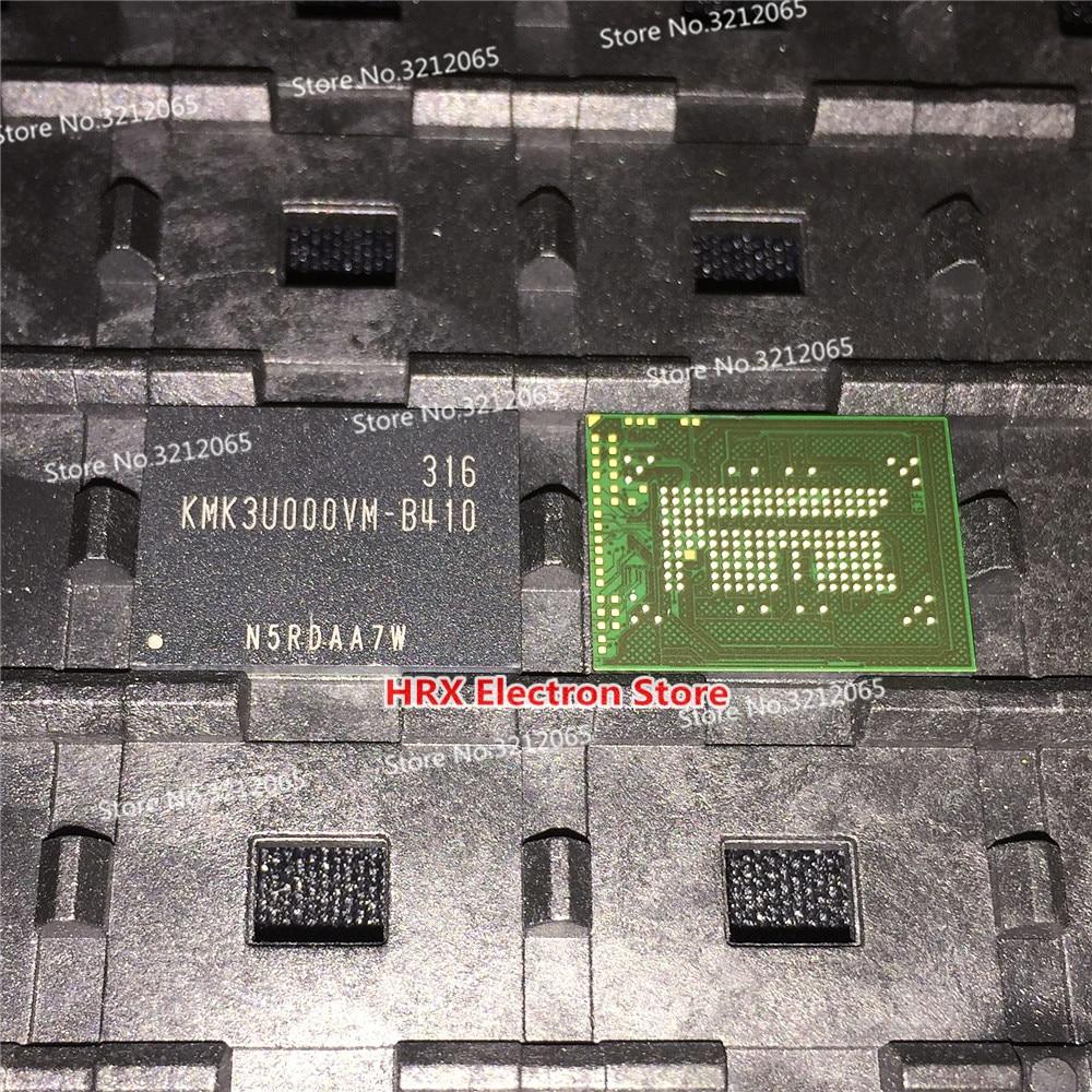 100% Nouveau Original KMK3U000VM-B410 EMCP BGA KMK3U000VM B410100% Nouveau Original KMK3U000VM-B410 EMCP BGA KMK3U000VM B410