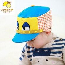 купить Fashion Bird Pattern Caps Baby Hat Children Baseball Caps For Boys Girls Sun Hip Hop Caps Kids Summer Autumn Hats дешево