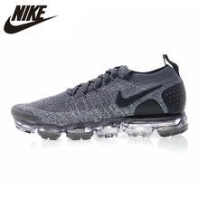 hot sale online c3043 aec8b Nike Air VaporMax Flyknit 2.0 W Men s Running Shoes Dark Gray Shock  Absorbing
