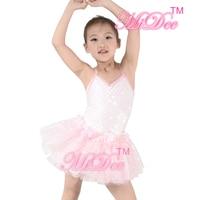 New Gradient Ballet Tutu Dress Children Girl S Dance Costumes Girls Ballerina Dress Ballet Cloths Children