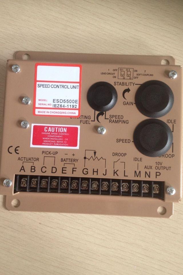 Gasoline Generator Parts Speed Governor ESD5500E ControllerGasoline Generator Parts Speed Governor ESD5500E Controller