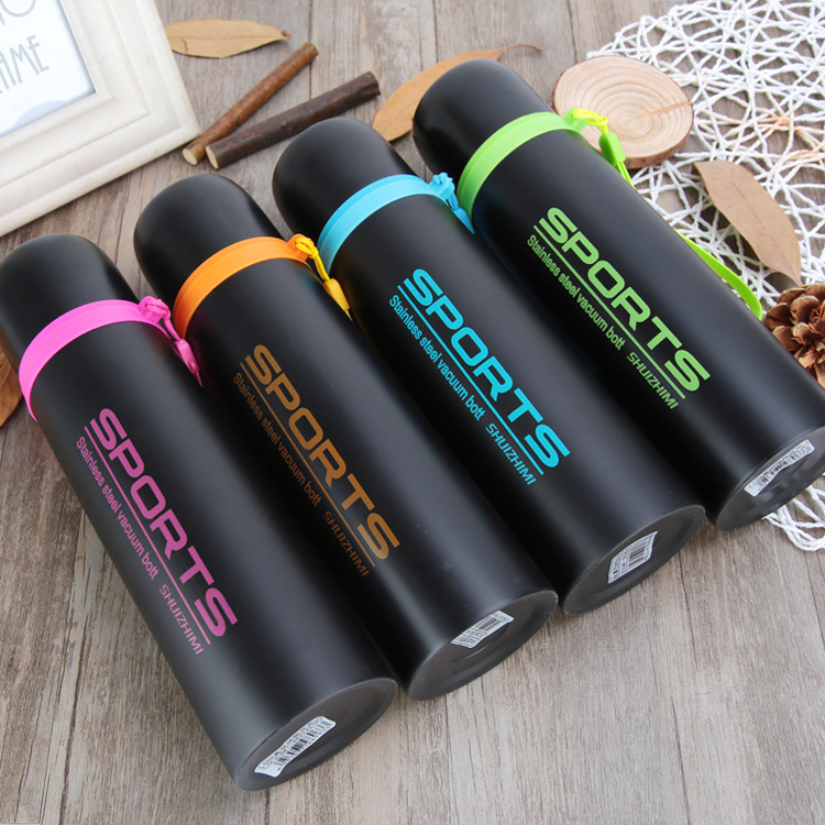 HTB1hshbbf1G3KVjSZFkq6yK4XXa5 300Ml 480ML Hot Water Thermos Tea Vacuum Flask With Filter Stainless Steel Sport Thermal Cup Coffee Tea Bottle Office Business