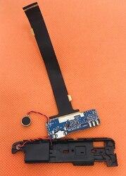 Używane oryginalne płyty ładowania wtyczki USB + głośno speakrer dla VKworld T1 Plus MTK6735 Quad Core 6.0 cal HD darmowa wysyłka