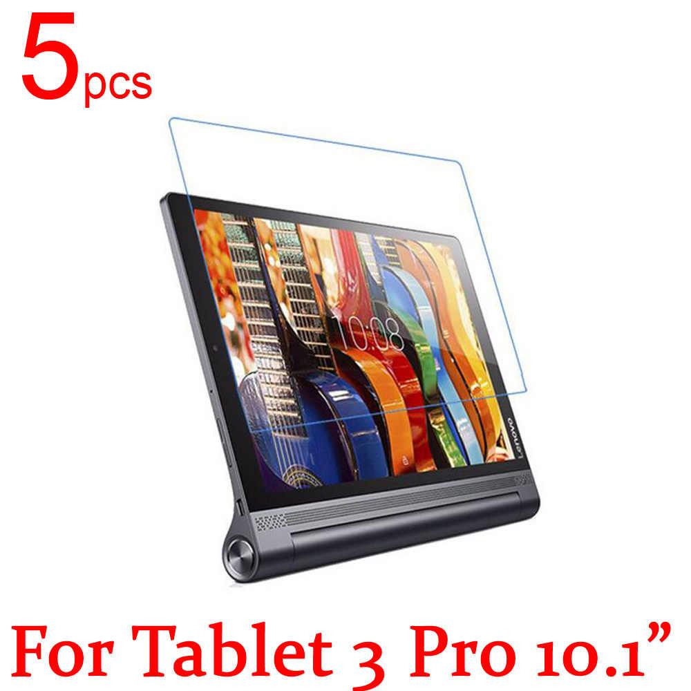 "5 pcs Ultra Clear/Matte/Nano anti-Explosão Protetor de Tela LCD Film Tampa Para lenovo yoga tablet 3 pro x50f yt3 850f x90f 10.1"""
