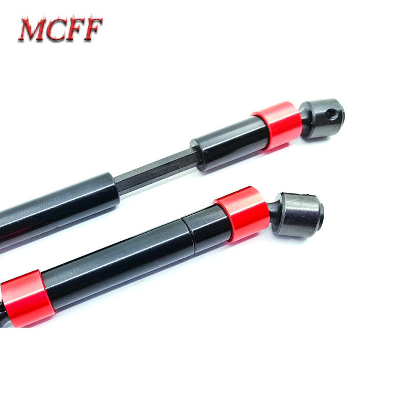 Image 5 - 2PCS TRX4 Metal CVD Drive Shaft for 1/10 RC Rock Crawler 324MM Wheelbase fits Traxxas  Trx 4 RC Car-in Parts & Accessories from Toys & Hobbies