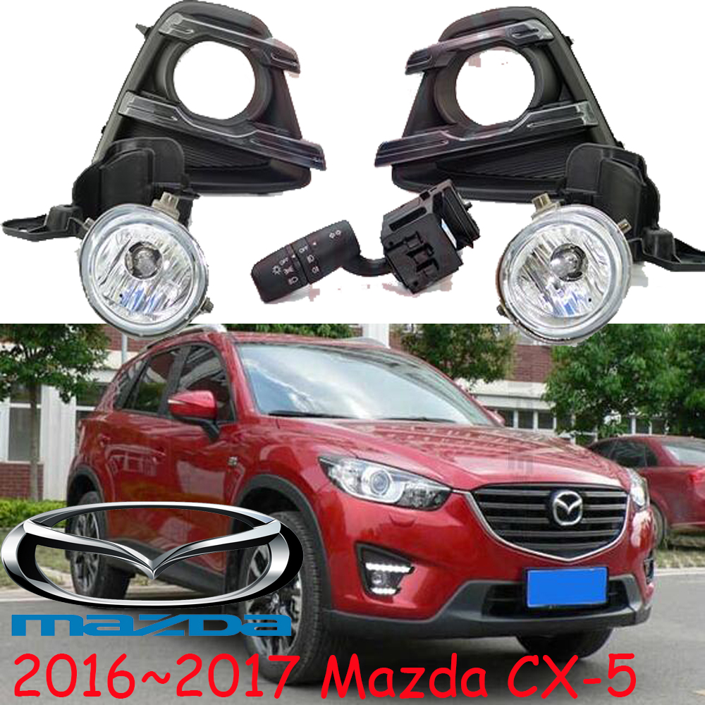 2016year, Mazd CX-5 fog light,Free ship!halogen,CX-5 headlight.4300K,Atenza headlight,MX-3,CX-3,CX-5,axela,CX-5 day lamp mazd6 atenza taillight sedan car 2014 2016 free ship led 4pcs set atenza rear light atenza fog light mazd 6 atenza axela cx 5