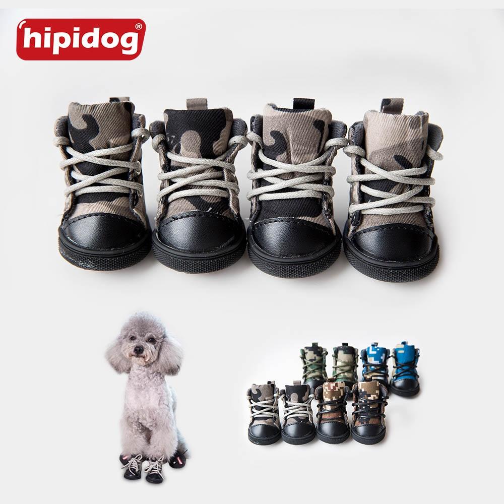 SAMGU Zapatos para Perro Botas de Lluvia Antideslizantes