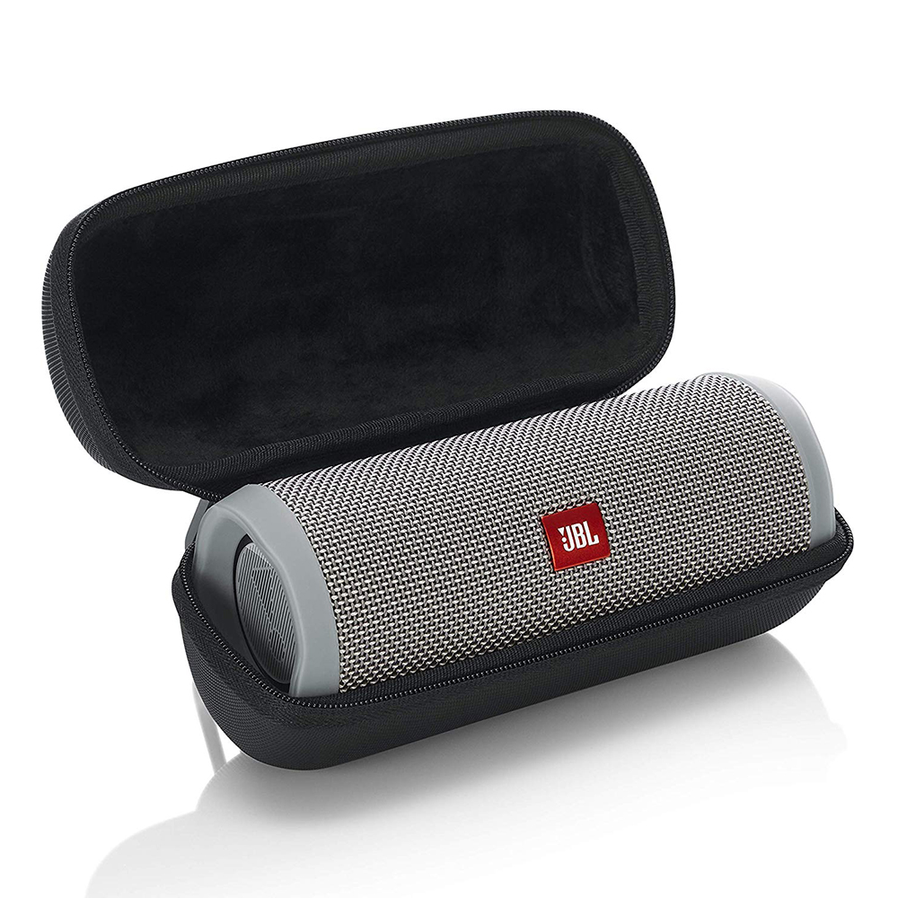 2019 Newest EVA Portable Travel Zipper Cover Carrying Bag Protective Case For JBL Flip4 Flip 4 Wireless Bluetooth Speaker