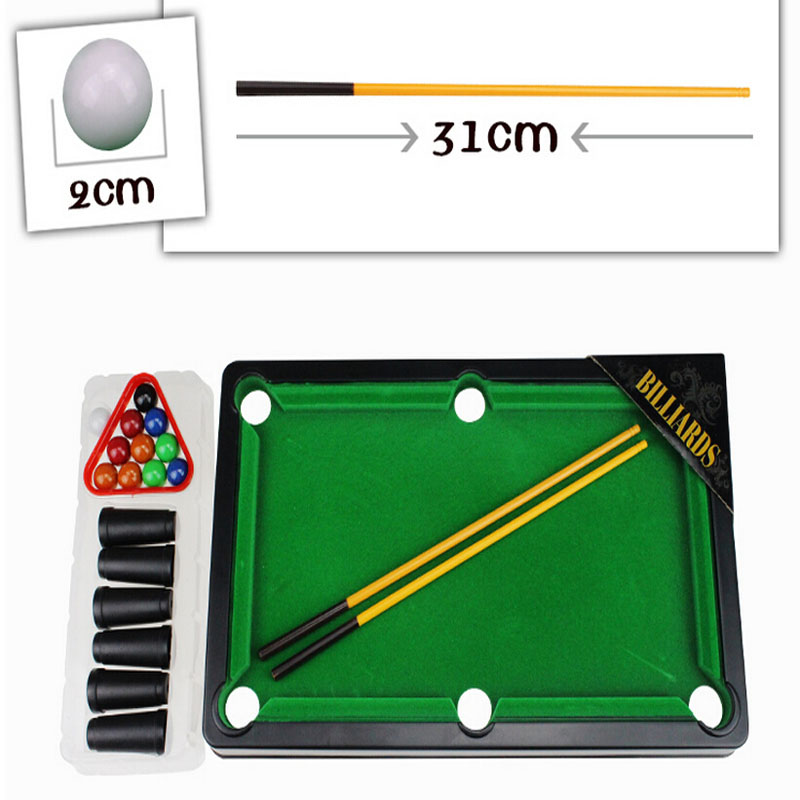 Aliexpress.com : Buy Mini Billiard Ball Board Games Table Tennis Tabletop  Pool Table Top Desktop Game Set Toy Kid Gift From Reliable Gift Gifts  Suppliers On ...