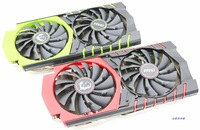 New Original For MSI GTX970 GAMING 4G GTX970 GAMING 4G100E Edition Graphics Card Fan With Heat