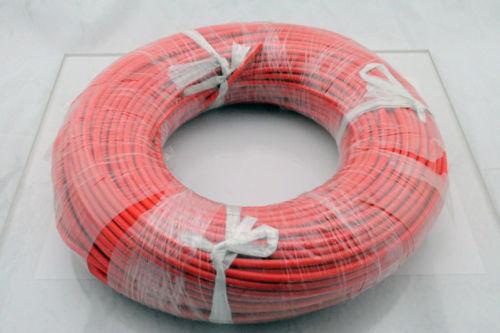 1 метр Черный + 1 метр красные силиконовые провода 12AWG 14AWG 16AWG 22AWG 24AWG термостойкий мягкий силиконовый силикагель провод кабель