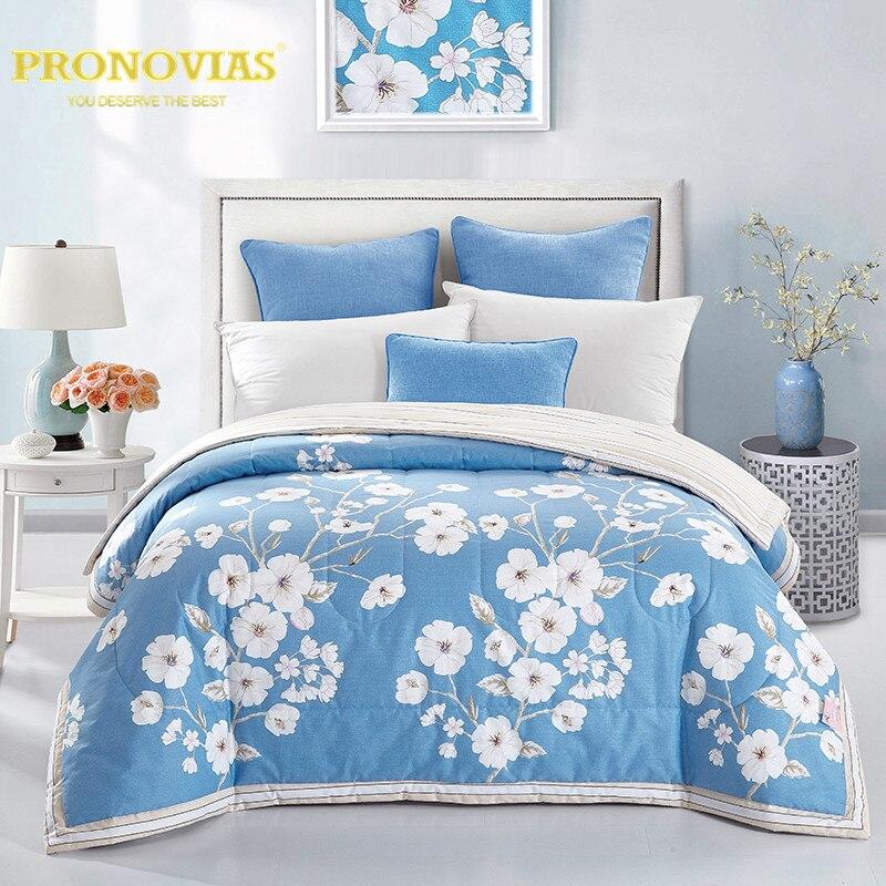 Nuit Tendre 100% coton peinture diamant matelassé couvre-lits/jette unique lit double 1 pc pour printemps été automne