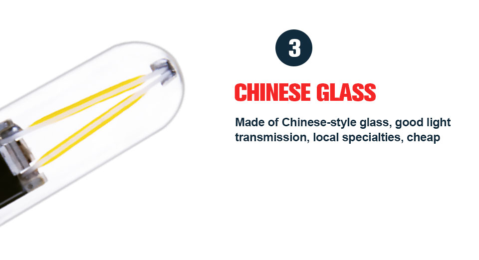 Foxcncar led W5W led T10 cob glass car light Led filament auto automobiles reading dome bulb lamp DRL car styling 12v  (8)