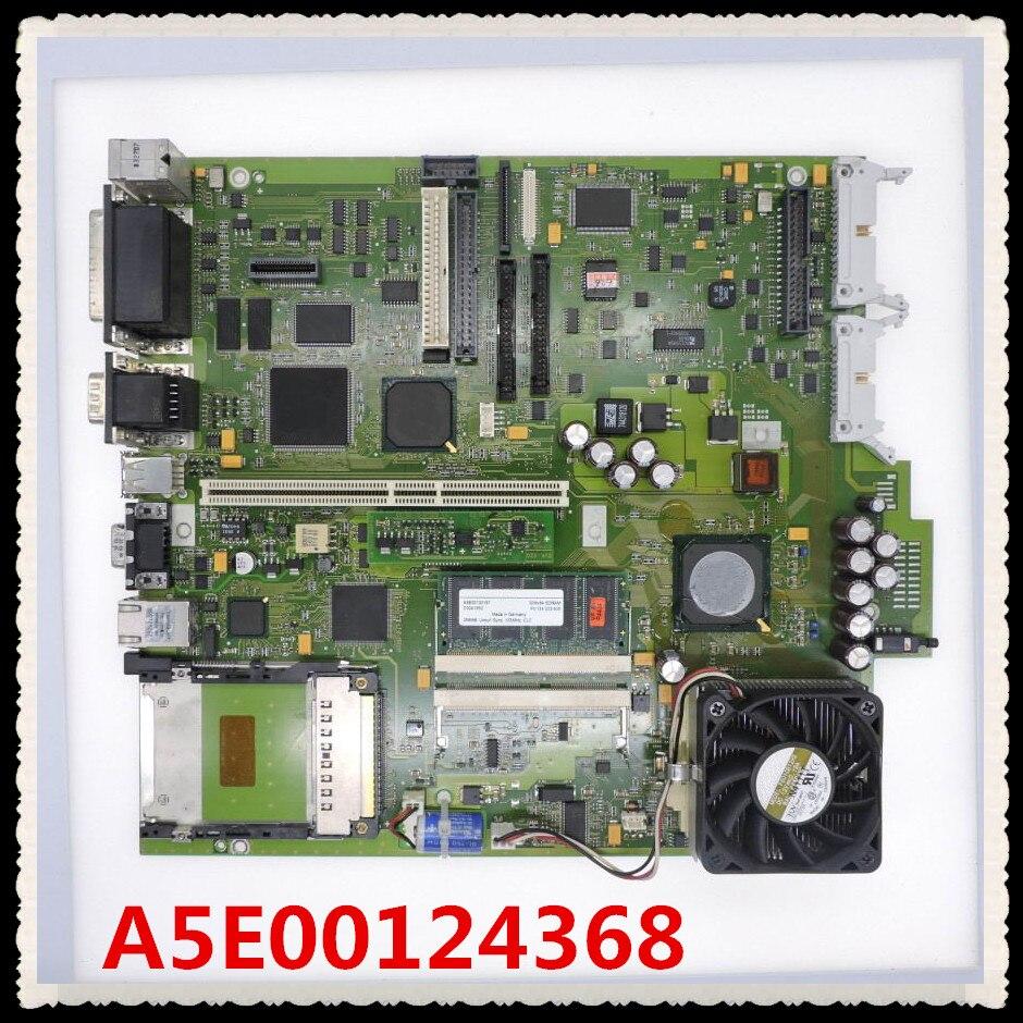 Original A5E00124368 PCU50 motherboard industrial (apenas motherboard) testado trabalho