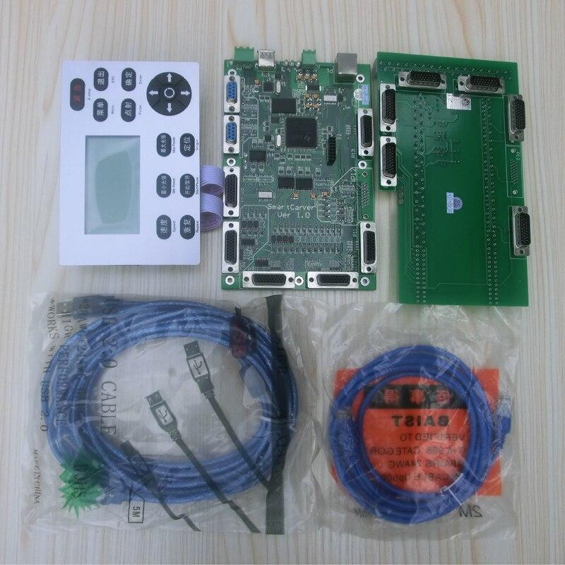 Han s yueming laser controller version 1 Smartcarver ver 1 0 connection board ver 2 2