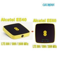 Lot of 2pcs Alcatel Mini Router 150Mbps 4G LTE Pocket Wifi EE40 and EE60