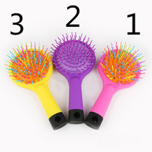 Hair Brush Magic Hair Comb Detangling Hair Brush Detangle Lice Massage Comb Women Tangle Hairdressing Salon hair brush hair comb detangling hair brush detangle lice massage comb women tangle hairdressing for salon 2019
