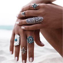 Bohemian Jewelry Ring Set