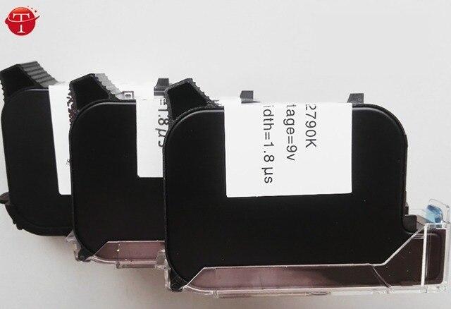 orginal Quick Dry Black Ink Cartridge for TIJ 2.5 Handheld Inkjet Printer