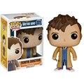 Funko POP Doctor Who Décimo Médico Figuras de Ação Boneca de Brinquedo