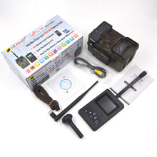 LTL ACORN 6511WMG 4G Fotoğraf Tuzakları GSM MMS Vahşi Kamera Tuzakları 12MP HD 940NM IR Trail Avcılık Kamera Su Geçirmez izcilik Kamera