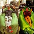 Air Bed Beach Portable Outdoor Inflatable Bone Furniture Sofa Hammock Sleeping Camping Nylon Lazy bed Clean Big