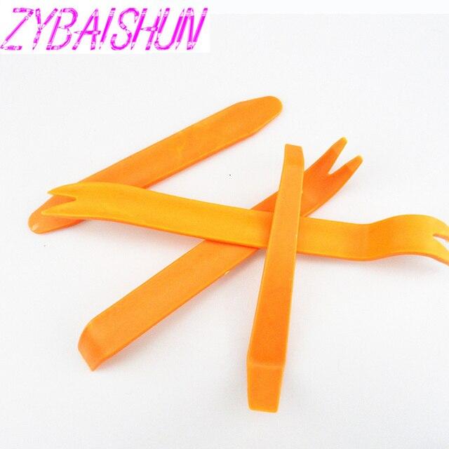 Zybaishun Car Dash Radio Door Clip Panel Finishing Removal Tools Kit